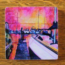 boats trivet