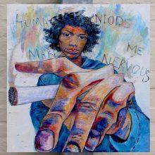 Hendrix art