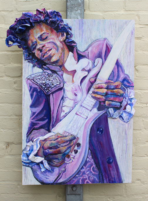 """Prince"" Rock and roll art"
